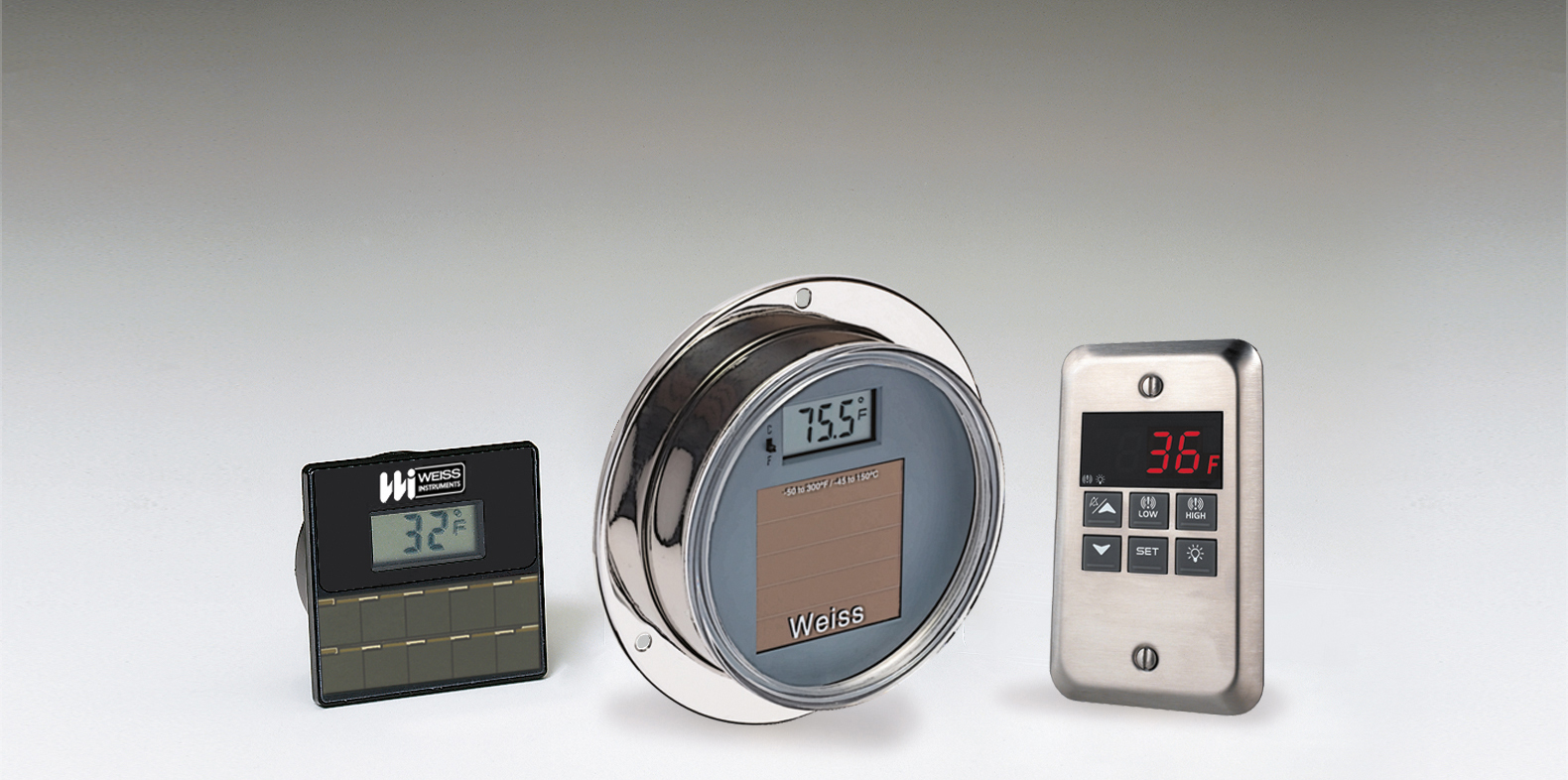 Manufacturer Of Temperature And Pressure Instruments And